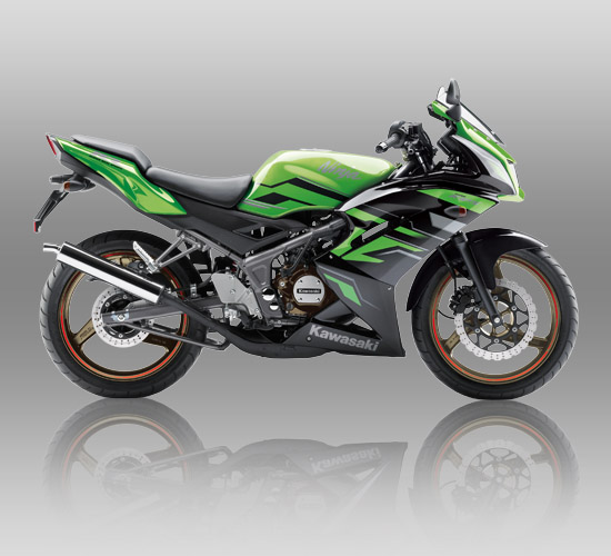 kawasaki ninja 150 rr harga kredit motor murah. Black Bedroom Furniture Sets. Home Design Ideas