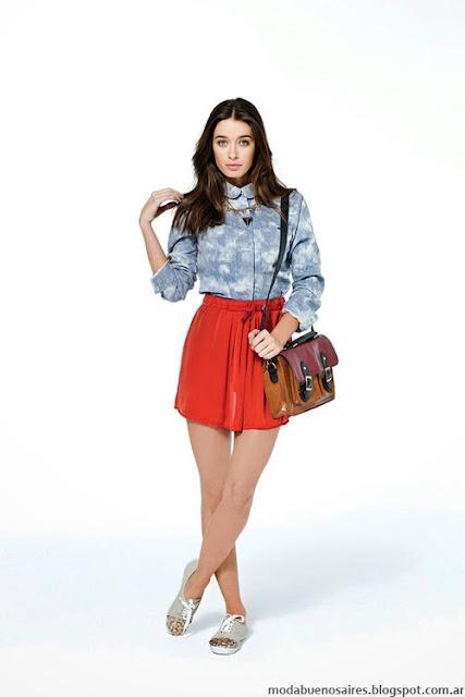Koxis minifaldas verano 2014.