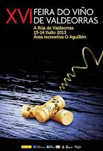XVI FEIRA DO VIÑO DE VALDEORRAS