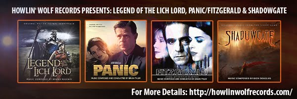 HWR RELEASES... LEGEND OF THE LICH LORD, PANIC/FITZGERALD & SHADOWGATE