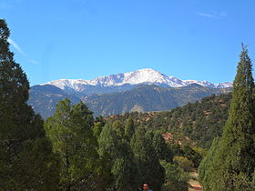 miles pikes peak   incline