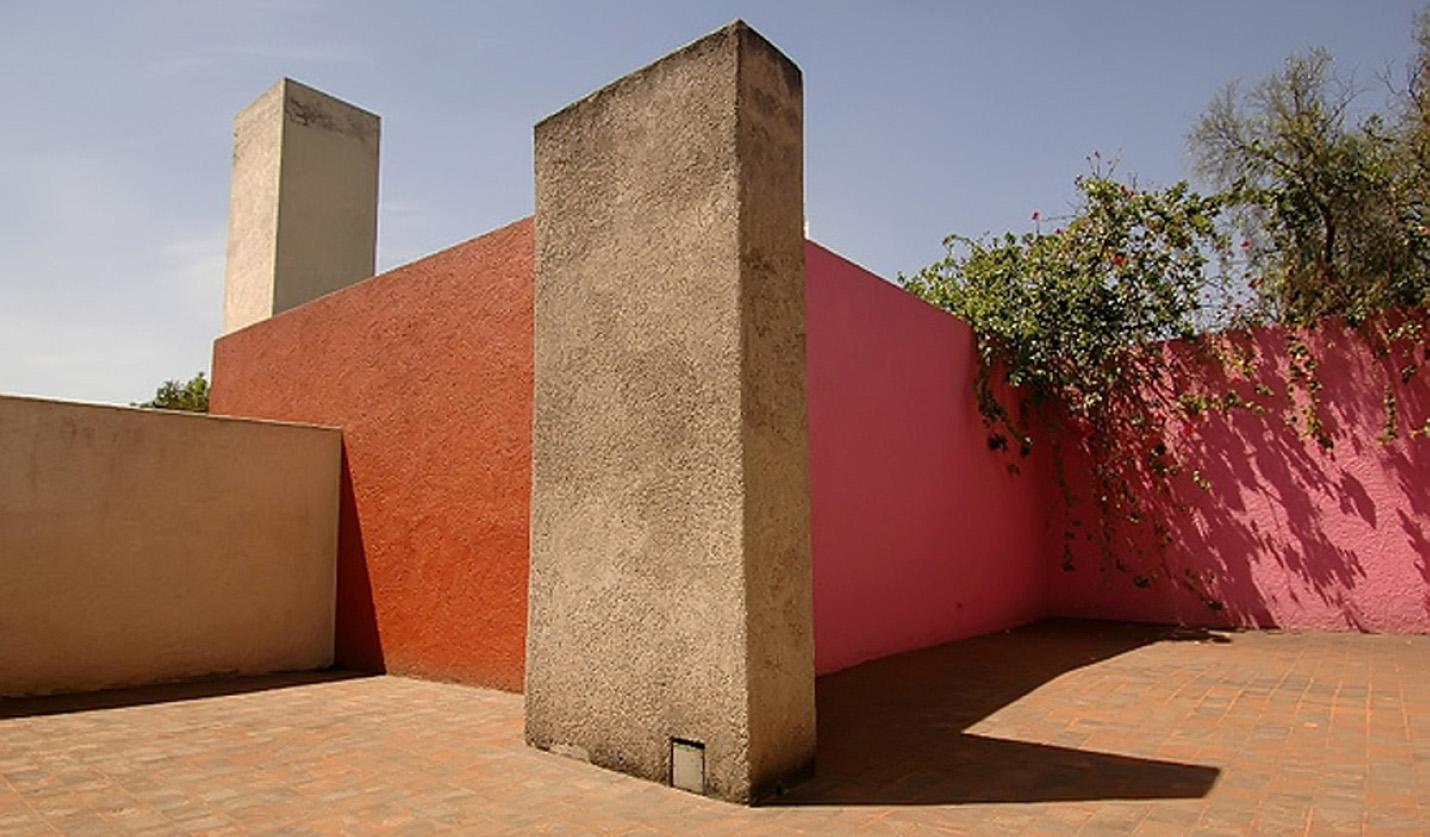 Daylight in architecture luis barragan house studio for Arquitectos y sus obras