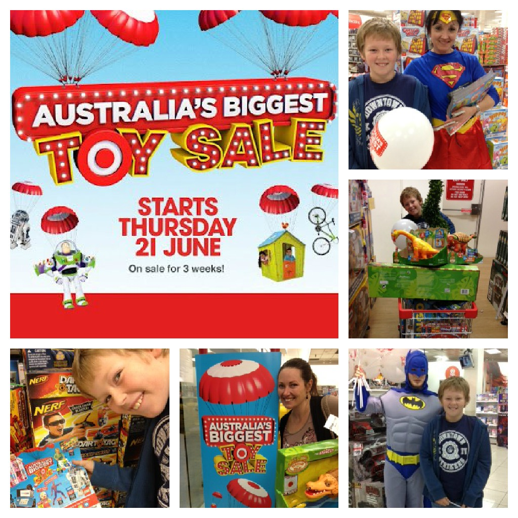 Target Toy Sale Australia : Email this share to twitter facebook