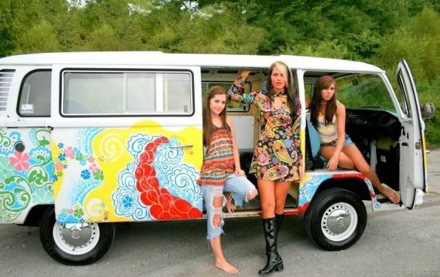 My Vw Camper Van Vw Girls