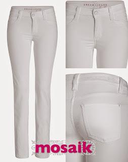 Vita jeans Dream från MAC på Mosaik i Luleå