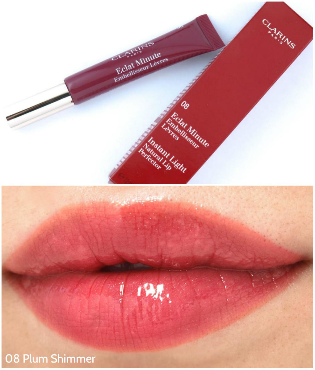 very sexy lip shimmer in pink diamond