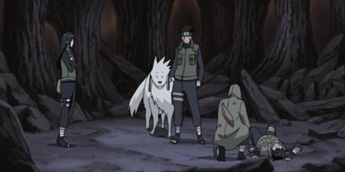 Naruto Shippuden episódio 279 ~ Armadilha do Zetsu Branco