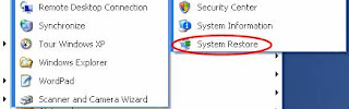 blogbudaqdegil.blogspot Mengembalikan Setting Windows XP Dengan System Restore