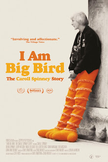 """I Am Big Bird"" - May 1st in the UK, on iTunes May 5th and in Theatres beginning on May 6th"