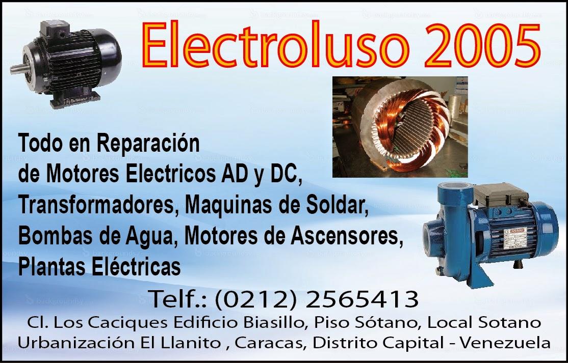 ELECTROLUSO 2005 en Paginas Amarillas tu guia Comercial