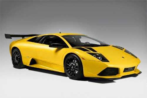 Gambar Mobil Lamborghini Murcielago