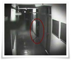video de fantasmas no Japão