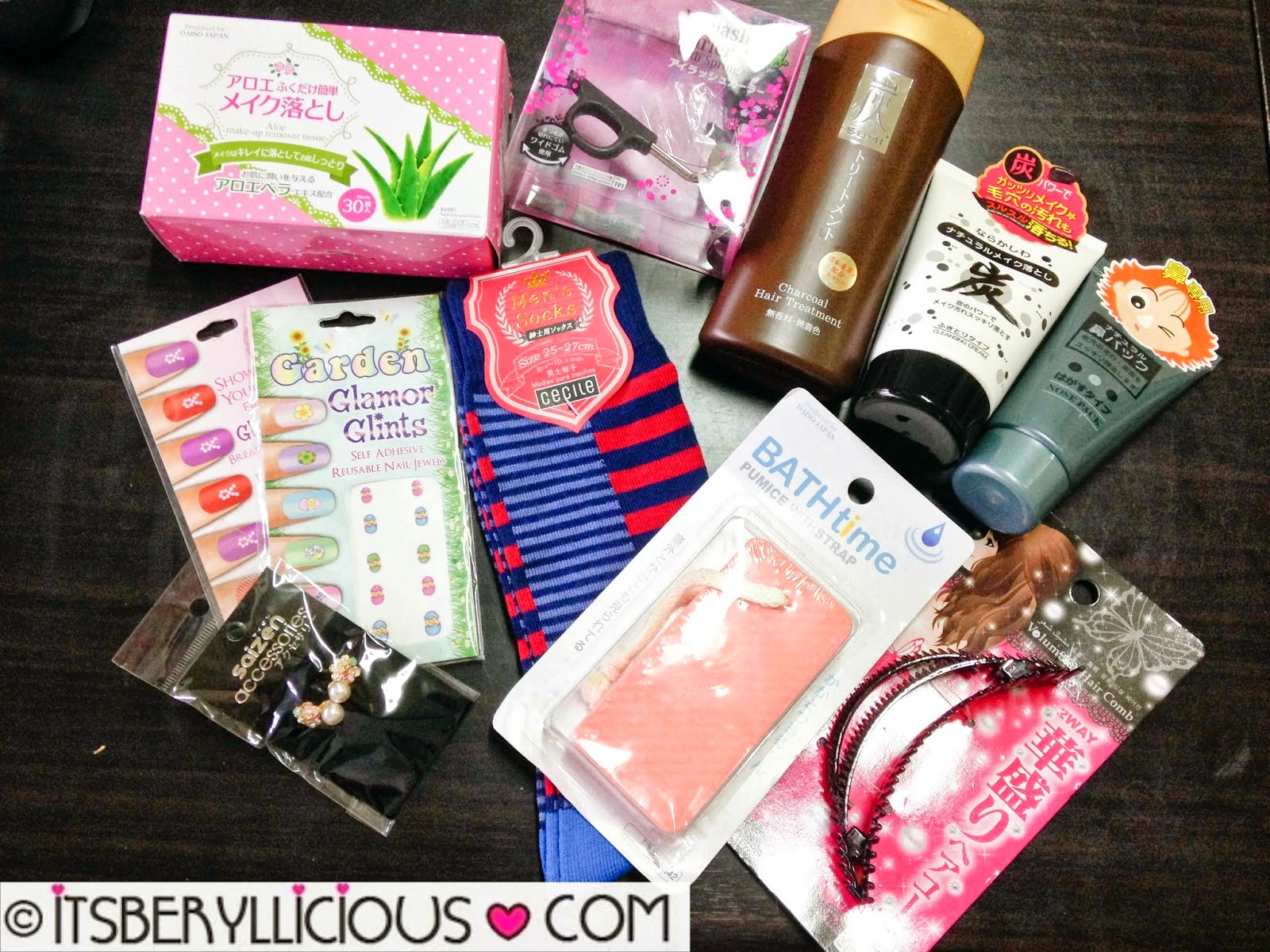 It's Beryllicious Giveaways