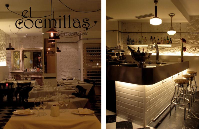 Luz para degustar archlight projects for El cocinillas madrid
