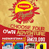 MAGGI Royale Choose Your Own Adventure Contest : Win Travel Package of Your Choice Worth Up To RM20,000!