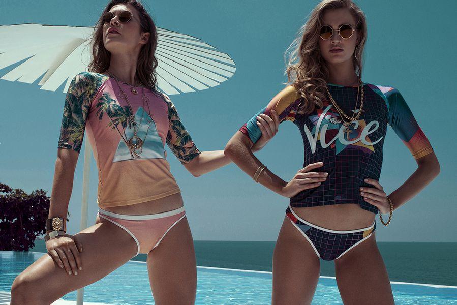 We Are Handsome 'Vice' Swim Lookbook 2015