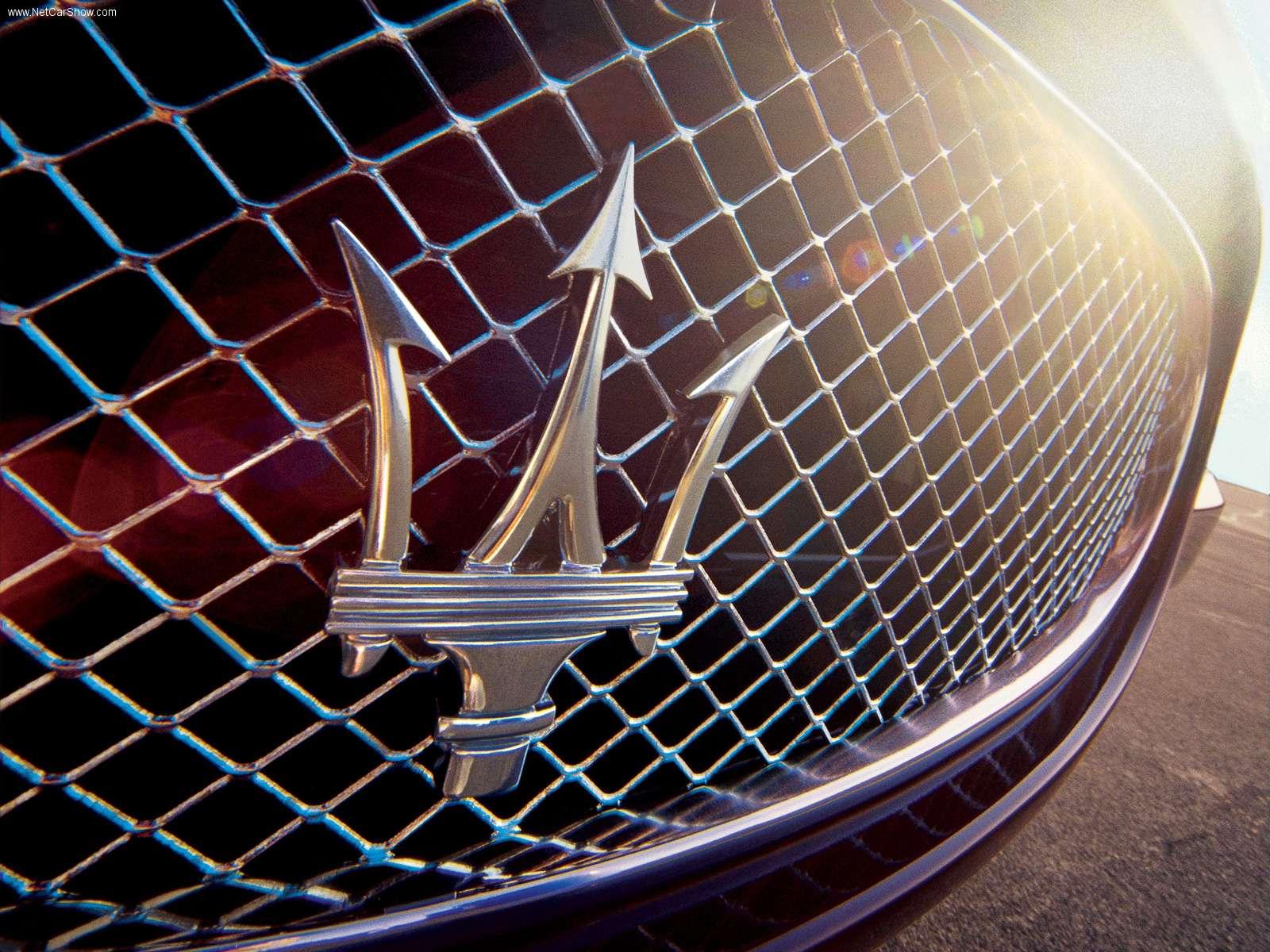 Hình ảnh siêu xe Maserati Quattroporte Executive GT 2006 & nội ngoại thất