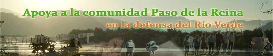 ¡Sumate en la Defensa de Río Verde!