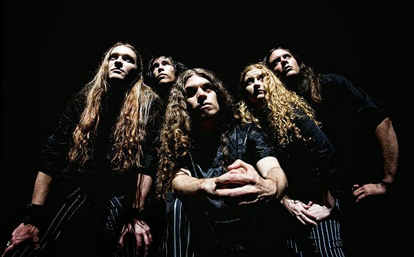 Voyager - band - australia