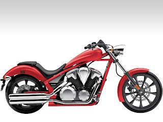 Gambar Motor 2013 Honda Fury VT1300CX