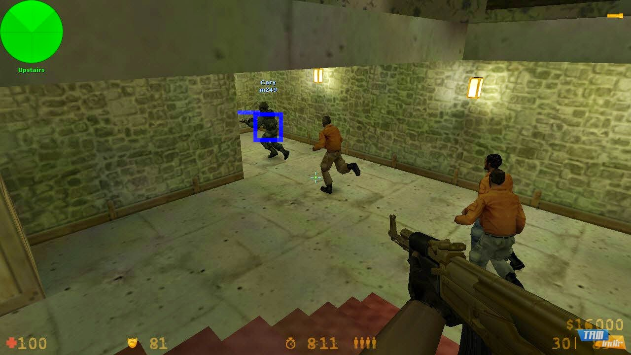 Counter Strike Wallhack