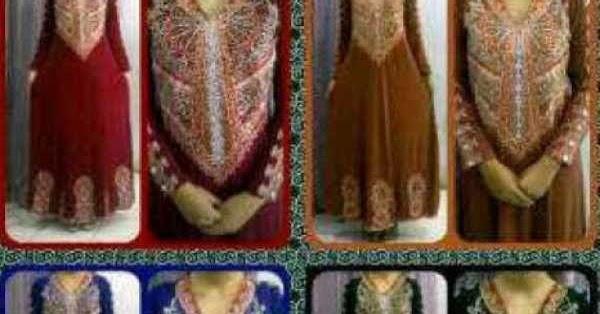 Info Baju Gamis Khas Arab Info Model Baju Gamis Terbaru