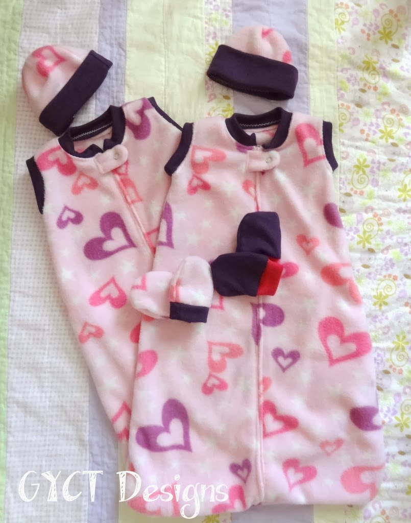 Peekaboo Lullaby Sleep Sack by GYCT