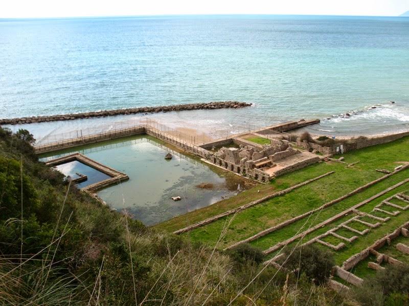 Il giardino delle naiadi allevare pesci nell 39 antica roma for Piscine per pesci