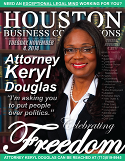 ATTORNEY KERYL L. DOUGLAS IS ENCOURAGING YOU TO VOTE