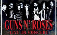 Guns N' Roses Live Concert in Jakarta