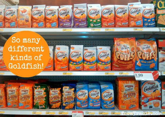 Goldfish Snacks at Target