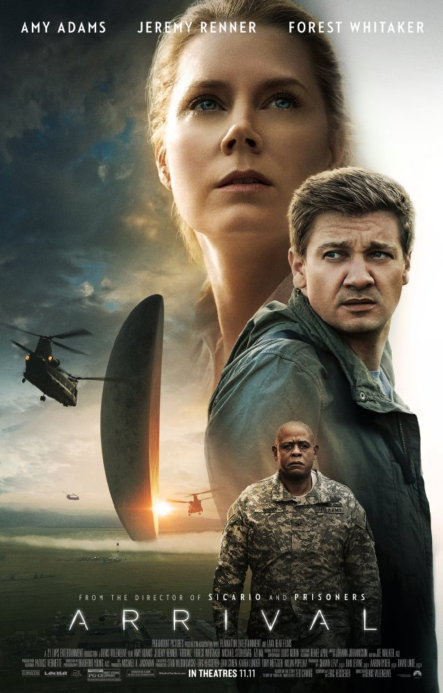 Movies Arrival (2016)