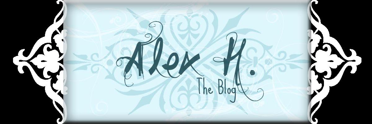 Alex' Blog