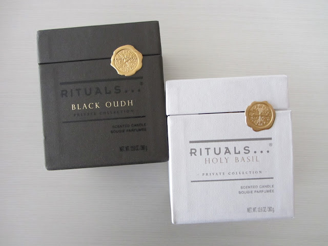 Private Collection Rituals: Black Oudh & Holy Basil