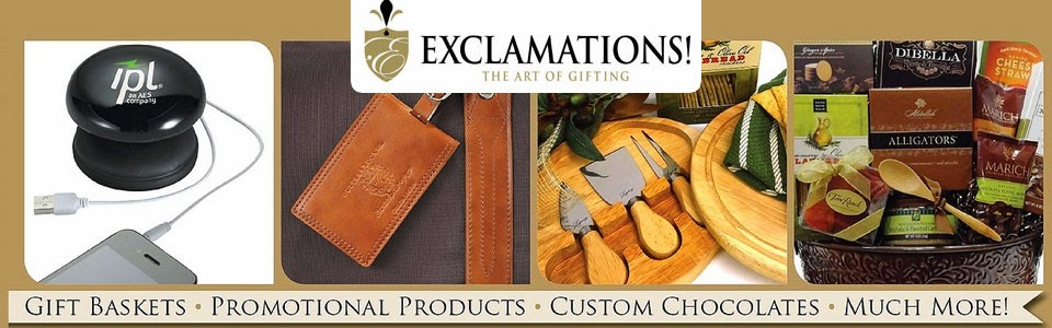 Exclamations Gifts - San Diego Gift Baskets
