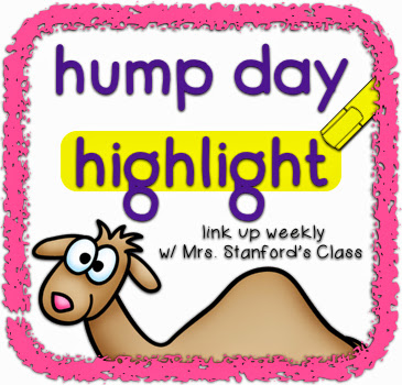 Mrs. Stanford's Class First Hump Day Highlight~