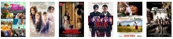 Lihat Film Indonesia Bulan Februari 2014