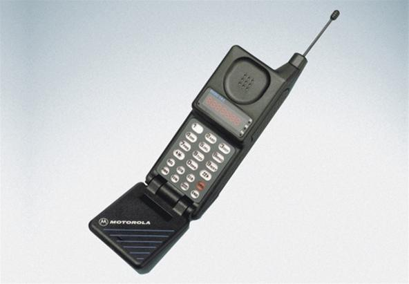 Evolution Of Mobile Phone Through The Years