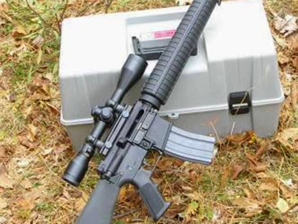 m16 gun wallpaper desktop - photo #31