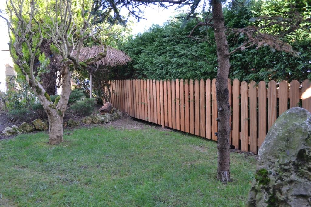 cierres de jardin en cantabria tipos de vallas cantabria