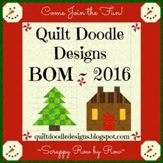 Quilt Doodle BOM 2016