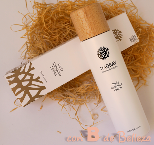 Radiance lotion Naobay