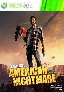 Alan Wakes American Nightmare   XBOX 360