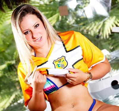 Fotos Keli Cristina - Musa do Brasiliense