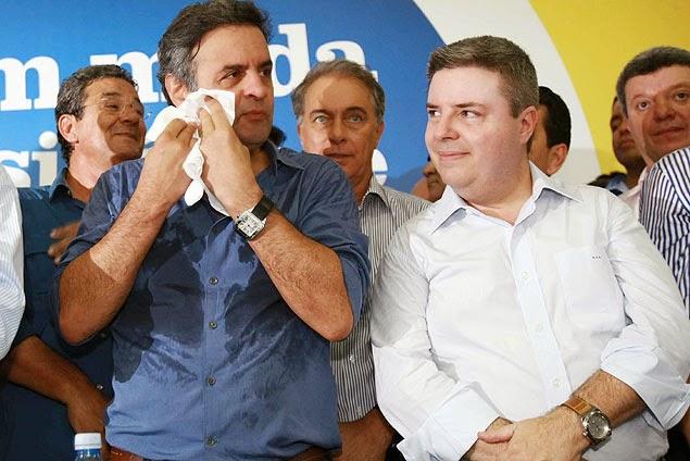 O nosso corrupto é honesto: Aécio Neves defende o amigo Anastasia denunciado na Lava Jato