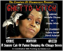 Ghetto Witch To Design Heath Care Plan For U.S.?