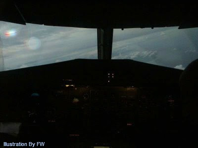 Commercial Pilot Reports Seeing UFO Monday at Kansas City International Airport