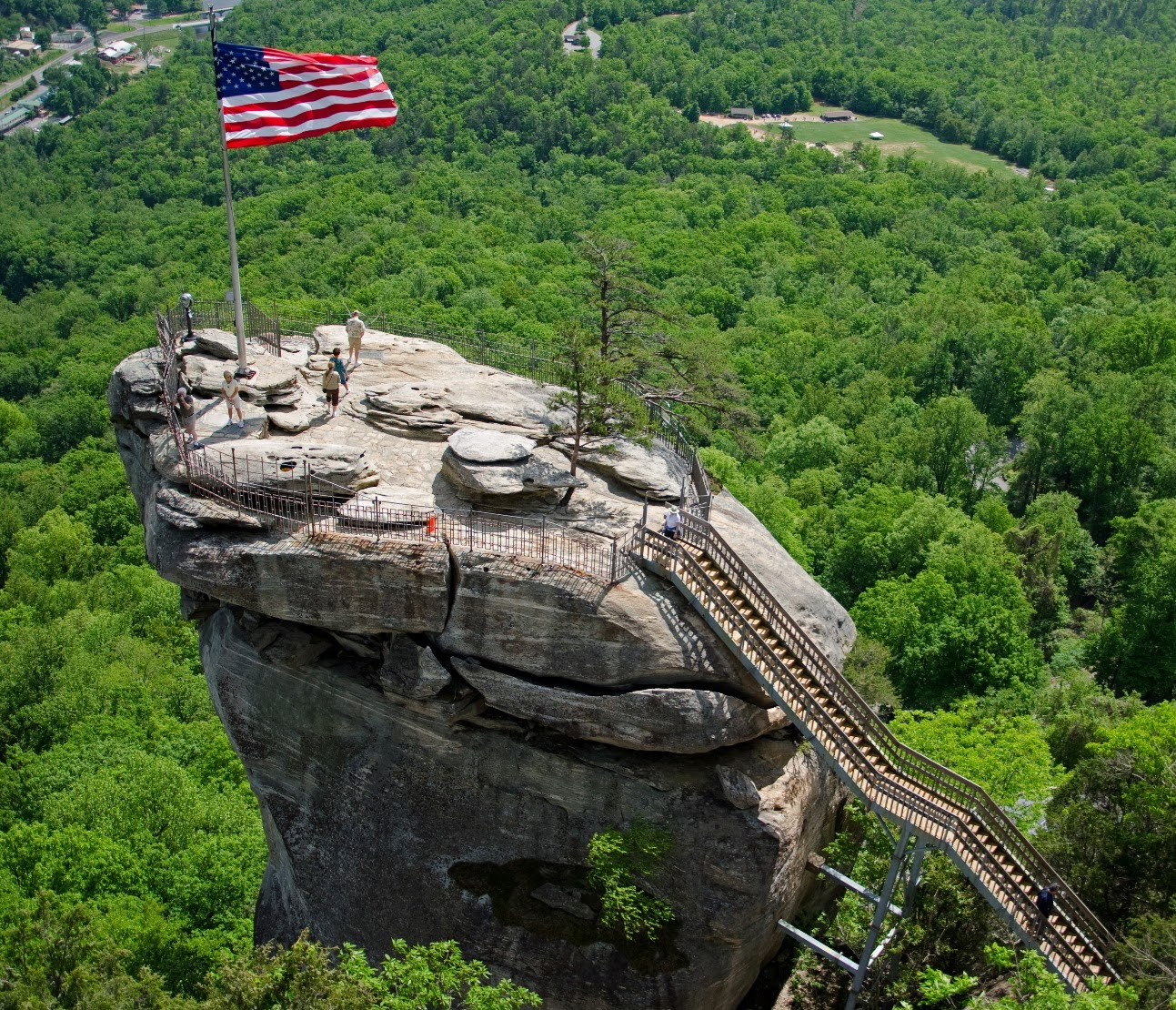 Chimney Rock, North Carolina