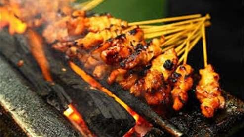 Gambar sate makanan terenak khas Indonesia
