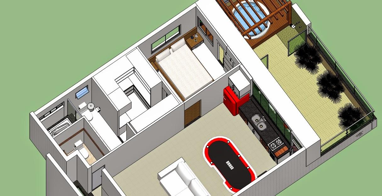 decoracao interiores braga: de Reforma e decoração de interiores em um apartamento de Cobertura